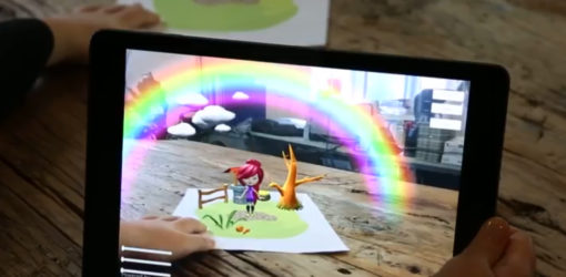 Augmented Reality, iOS.